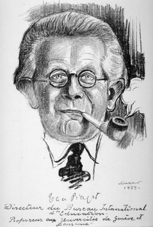 Jean Piaget en 1939