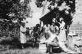 Camp d'été à St Disdille le 10 juillet 1930.