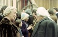 Inhelder et Piaget, en janvier 1979
